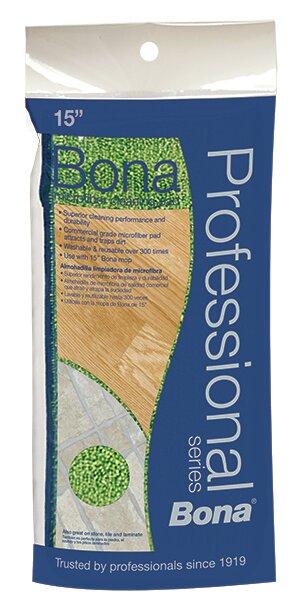Pro Series 15 Microfiber Cleaning Pad by Bona Kemi