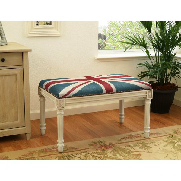 Britannia Wood Bench By 123 Creations 2019 Sale