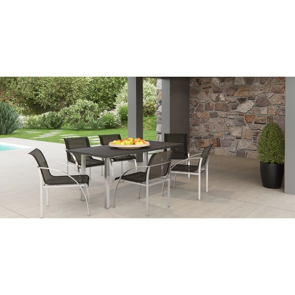 Cockrell Modern 7 Piece Dining Set by Orren Ellis
