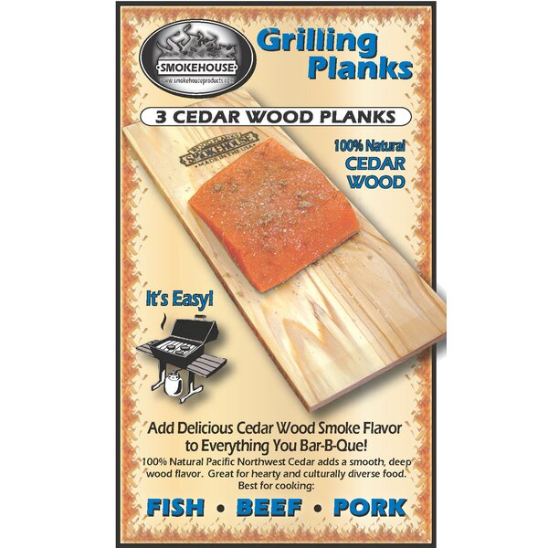 Wood Plank by Smokehouse Products