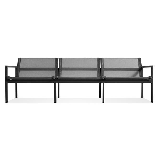 Skiff Outdoor Patio Sofa by Blu Dot