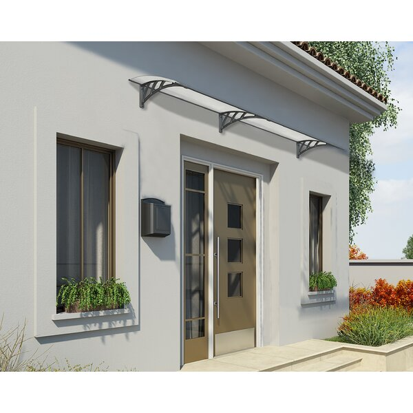 Neo 9 ft. W x 3 ft. D Window & Door Awning by Palram