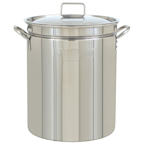 Stock Pot with Lid by Bayou Classic