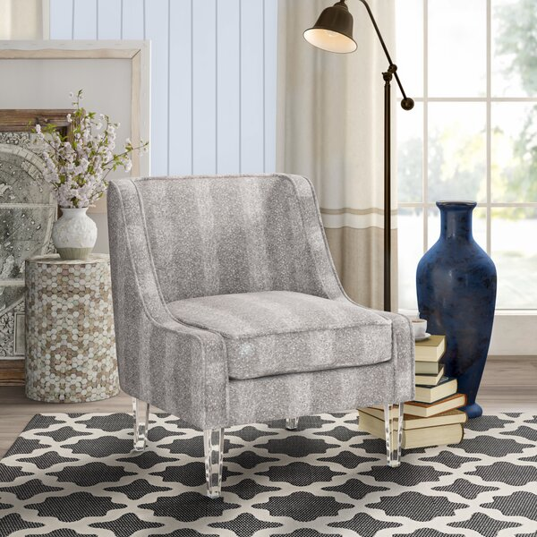 Varnell Wingback Chair by Everly Quinn Everly Quinn