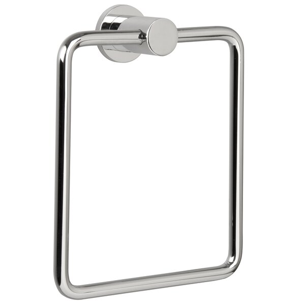 Montana Wall Mounted Towel Ring by Valsan
