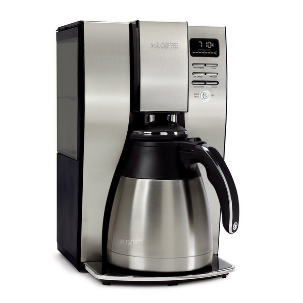 10-Cup Coffee Maker by Mr. Coffee