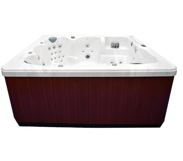 90-Jet Spa with Auxiliary by Home and Garden Spas