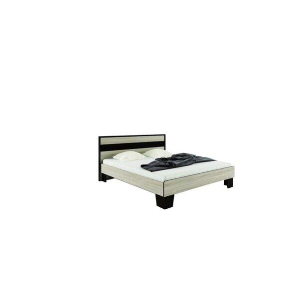 Stalbridge European Queen Platform Bed with Mattress by Orren Ellis