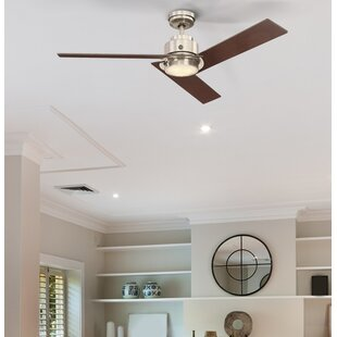 Buying 54 Skyplug Daelyn 3 Blade Ceiling Fan with Remote By GE Lighting