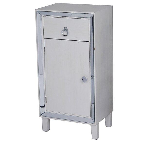 Muirhead 1 Door Accent Cabinet By Rosdorf Park