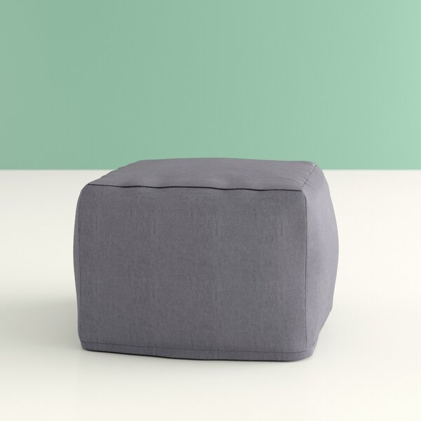 Kaliyah Large Outdoor Ottoman by Hashtag Home