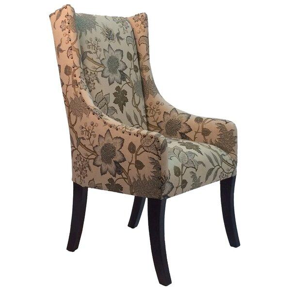 Bulpitt Jacobean Flair Arm Chair by Red Barrel Studio
