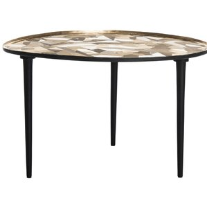 Normand Modern End Table by Ivy Bronx