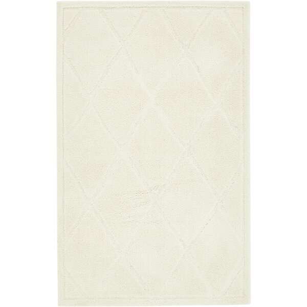 Chester Ivory Area Rug by Zipcode Design
