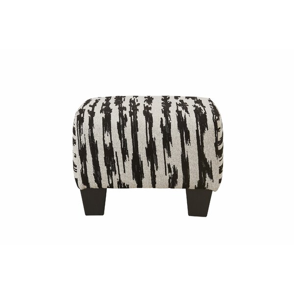 Hubbardston Cube Ottoman by Three Posts