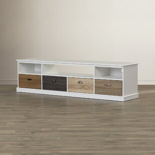 Compare Snowy Mountain TV Stand for TVs up to 65 ByRed Barrel Studio