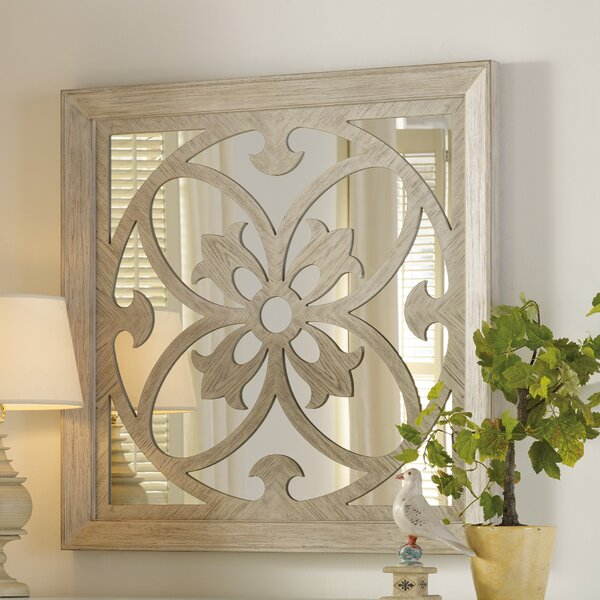 Sunset Point Decorative Square Mirror by Hooker Furniture