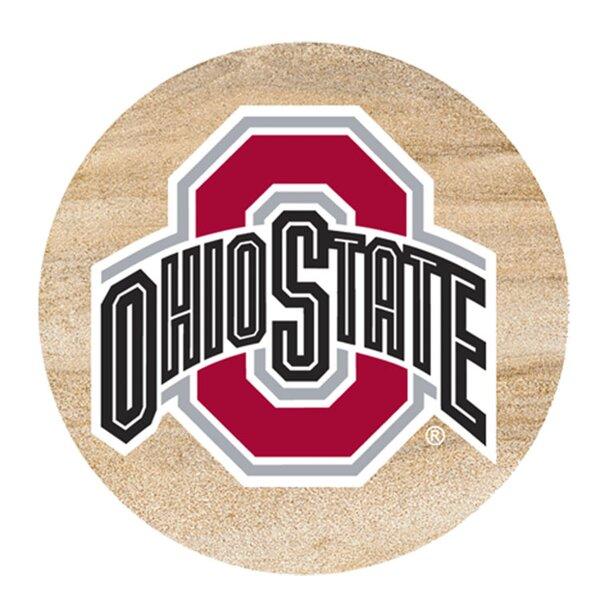 Ohio State University Collegiate Coaster (Set of 4) by Thirstystone