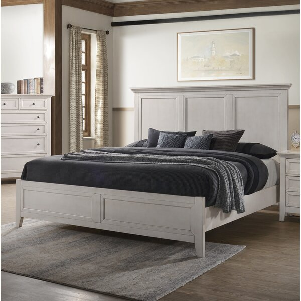 San Mateo Complete Bed Standard by Imagio Home by Intercon