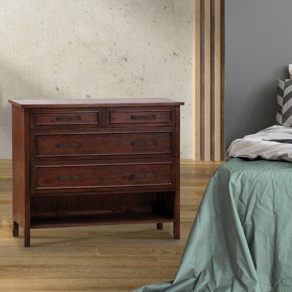 Merton 3 Drawer Combo Dresser by Loon Peak