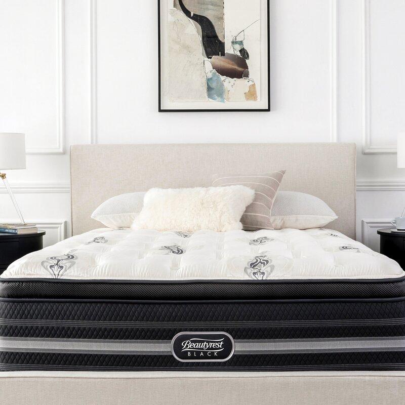 Simmons Beautyrest Beautyrest Black Sonya 18 Quot Firm Pillow