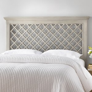 Dorian Wood Panel Headboard by Mistana