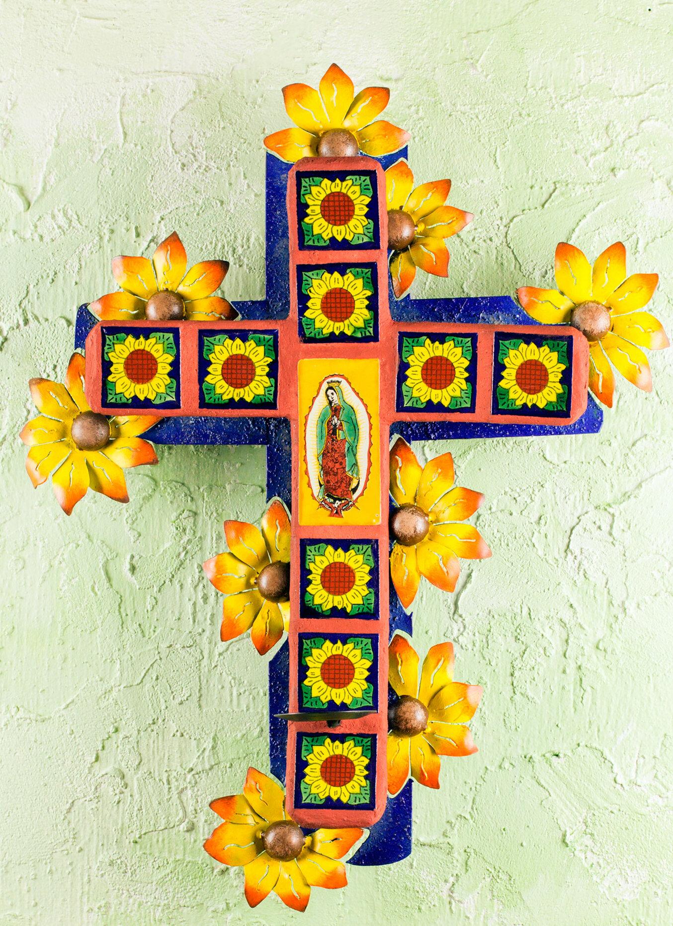 Novica Fair Trade Religious Ceramic Wall Décor | Wayfair