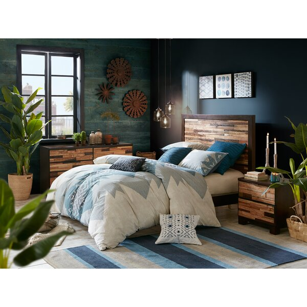 Macrae Platform Bed by Union Rustic
