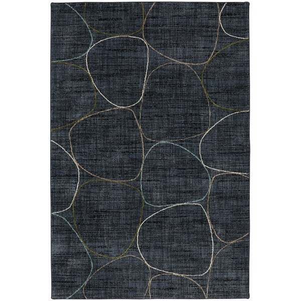 Metropolitan Blue Area Rug by Mohawk Home