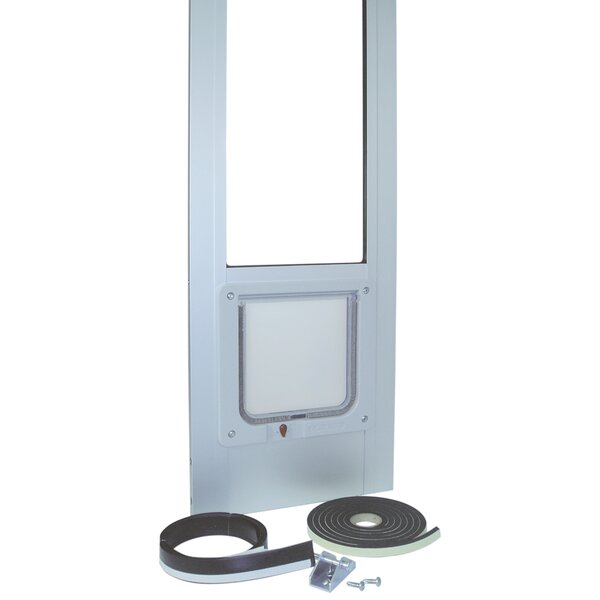 Cat Flap Tall Pet Door by Ideal Pet Products