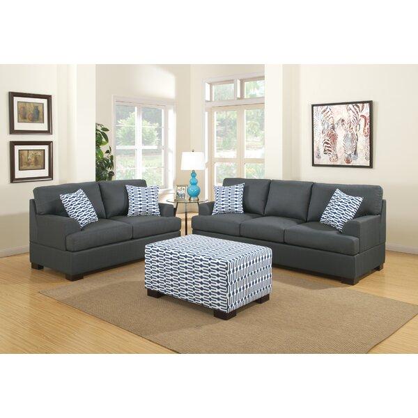 Sapp 2 Piece Living Room Set by Latitude Run