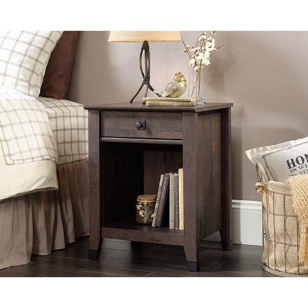 Baring 1 Drawer Nightstand by Foundry Select