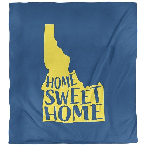 Home Sweet Idaho Duvet Cover