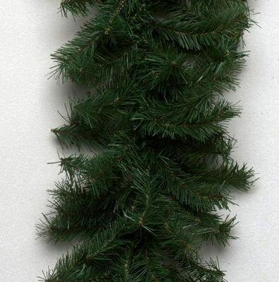 Canadian Pine Garland by Vickerman