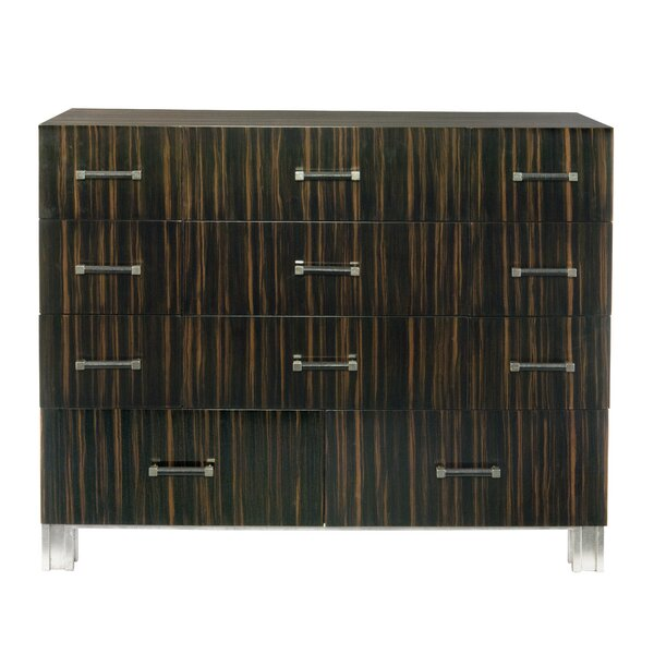 Hartwell Tall 11 Drawer Accent Chest By Bernhardt