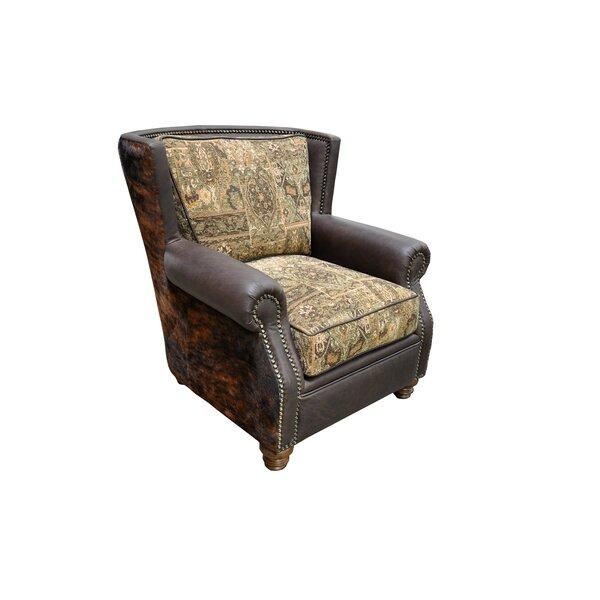 Dixon Club Chair by Omnia Leather Omnia Leather