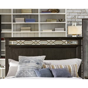 Gatefield Traditional Panel Headboard by Darby Home Co