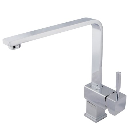 South Beach Single Handle Kitchen Faucet by Elements of Design
