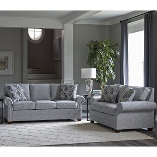 Peebles Living Room Set by Canora Grey