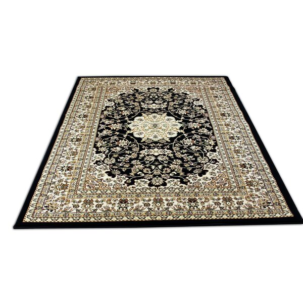 Mona Lisa Black Area Rug by Rug Factory Plus