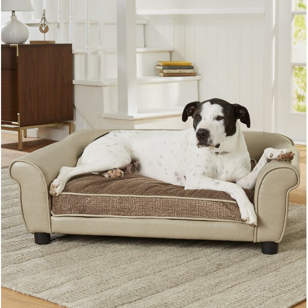 Lovelace Maxwell Dog Sofa by Tucker Murphy Pet