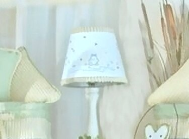 Froggy 8 Empire Lamp Shade by Brandee Danielle