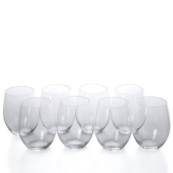 O Cabernet/Merlot Red Wine Glass (Set of 8) by Riedel