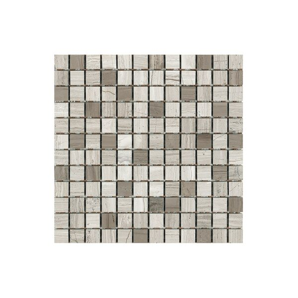 French Engineered Stone Mosaic Tile in Honed by Kellani