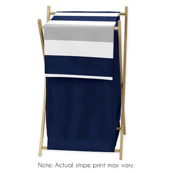 Stripe Laundry Hamper by Sweet Jojo Designs