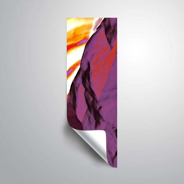 Earth Abstract I Wall Decal by World Menagerie