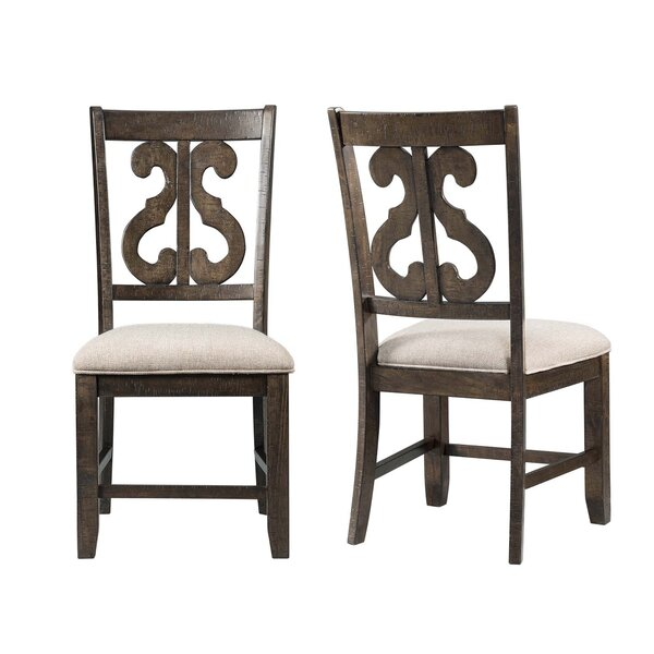 Kenworthy Dining Chair (Set Of 2) By Three Posts