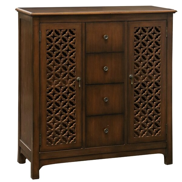 Ogata 4 Drawer Accent Cabinet by Bloomsbury Market Bloomsbury Market