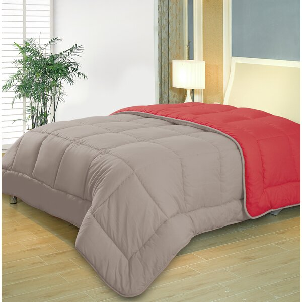 Down Alternative Reversible Comforter by New Sega Home