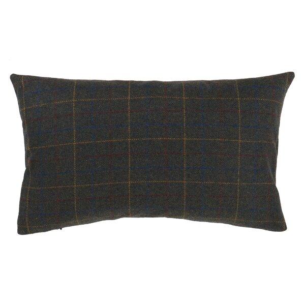 Josephine Plaid Design Lumbar Pillow by Millwood Pines